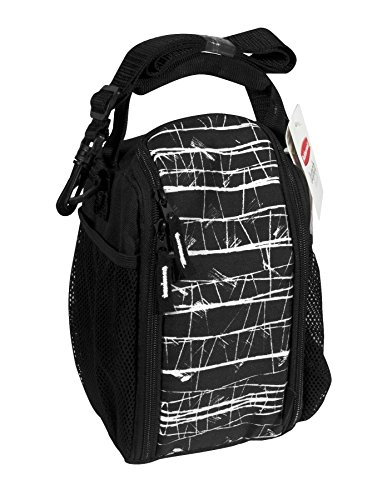 Rubbermaid LunchBlox Insulated Lunch Bag 1 CT (Pack of 12) gzl new gray waterproof cooler bag large meal package lunch picnic bag insulation thermal insulated 20