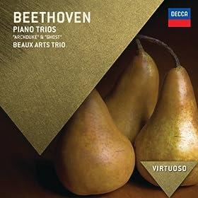 """Ludwig van Beethoven: Piano Trio No.5 in D, Op.70 No.1 - """"Geistertrio"""" - 1. Allegro vivace e con brio"""
