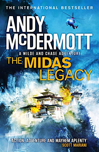 the-midas-legacy-wilde-chase-12-english-edition