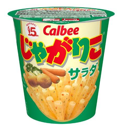 カルビー じゃがりこ サラダ 60g×12個