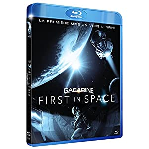 Gagarine : First in space [Blu-ray]