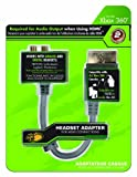 Mad Catz Xbox 360 HDMI and Analog AV Adapter for Headsets