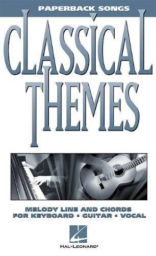 Classical Themes (Paperback Songs)