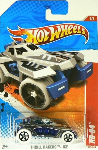 Hot Wheels 2011, Thrill Racers - Ice 5/6, RD-04 197/244 - 1