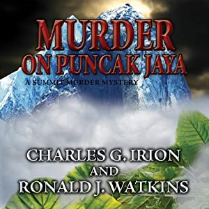 Murder on Puncak Jaya Audiobook