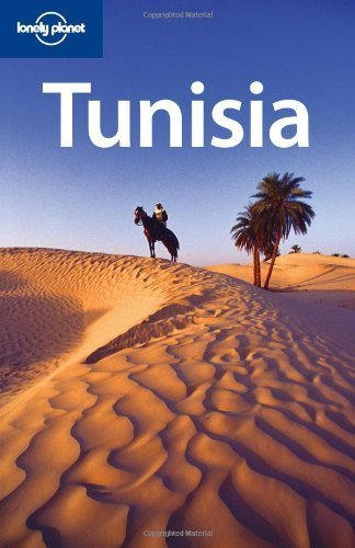 Lonely Planet Tunisia (Country Travel Guide) [Paperback]