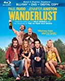Cover art for  Wanderlust (Blu-ray + DVD + Digital Copy + UltraViolet)