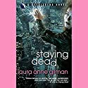 Staying Dead: A Retrievers Novel Audiobook by Laura Anne Gilman Narrated by Emma Woodbine