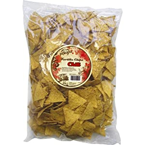 Palapa Tortilla Chips mit Chili Geschmack , 1er Pack (1 x 800 g Beutel)