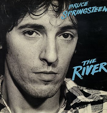 Bruce Springsteen The River + Lyric & Discog Inserts 1980 UK 2-LP vinyl set CBS88510