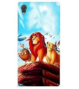 Doyen Creations Designer Printed High Qulaity Premium case Back Cover For HTC Desire 828