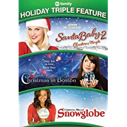 Santa Baby 2: Christmas Maybe / Christmas in Boston / Snowglobe