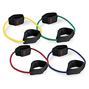 SPRI Xercuff Resistance Band Exercise Cords