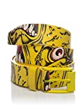 Santa Cruz Yellow Rob Face Belt