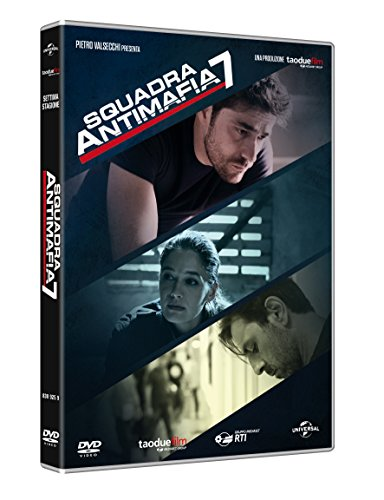 squadra antimafia - season 7 (5 dvd) box set DVD Italian Import