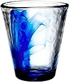 Bormioli Rocco Murano 14-7/8-Ounce Cobalt Blue Beverage Glass, Set of 4