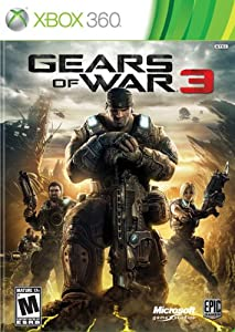 Gears Of War 3 - Bilingual - Xbox 360 Standard Edition