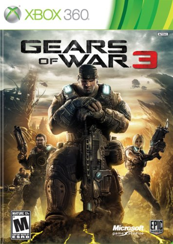 Gears Of War 3 on Epic Games