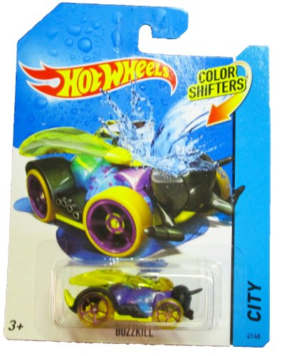 Hot Wheels - 2014 Color Shifters - City 47/48 - Buzzkill