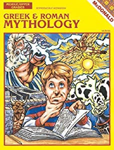 * GREEK & ROMAN MYTHOLOGY GR 6-9