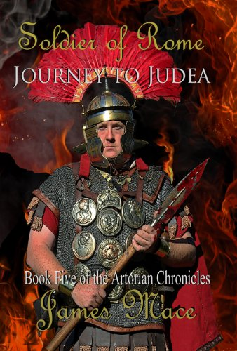 Soldier of Rome: Journey to Judea cover