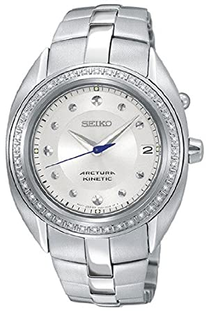 Seiko Arctura Women's Kinetic Watch SKA893