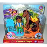 Dora The Explorer COMET & DIEGO Playset