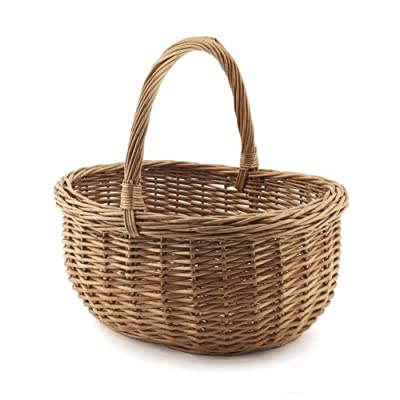 Willow Shopping Basket