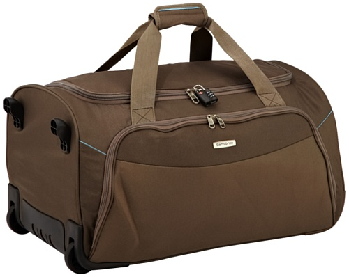 Samsonite Reisetasche Mit Rollen Suspension Duffle/wh