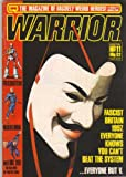 img - for Warrior Magazine No 11 book / textbook / text book