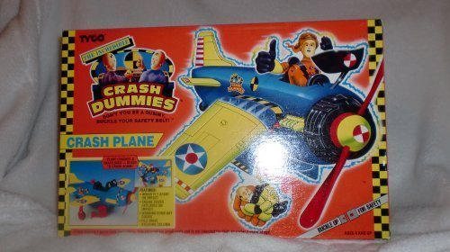 incredible-crash-dummies-crash-plane-by-tyco