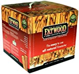 Wood Products Intl 9910 10LB Fat Wood or Wooden Firestarter