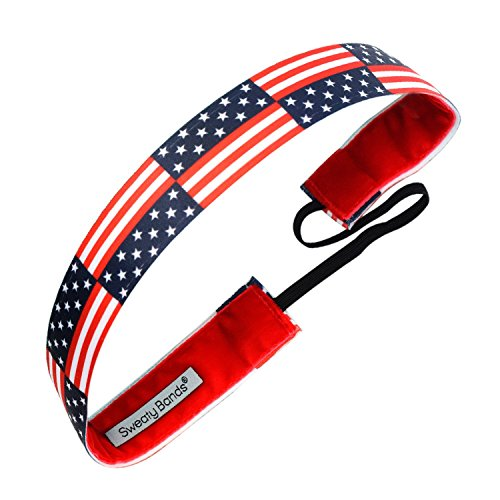Sweaty Bands Fitness Headband - Home of the Brave - 1
