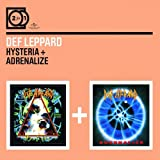 Def Leppard 2 For 1: Hysteria / Adrenalize