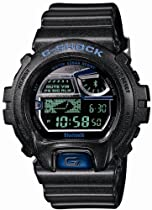 Casio G-SHOCK Bluetooth Low Energy 30th Anniversary Initial Blue Series GB-6900AA-A1JR Limited Model (Japan Import)