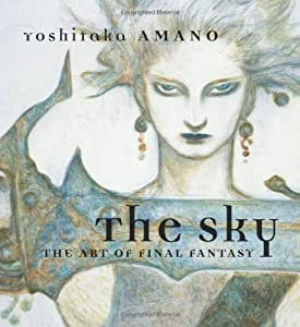 The Sky: The Art of Final Fantasy Slipcased Edition by Dark Horse