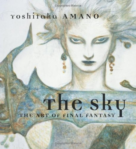 The Sky: The Art of Final Fantasy, Slipcased Edition