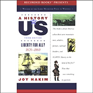 Liberty for All?: A History of US, Book 5 | [Joy Hakim]