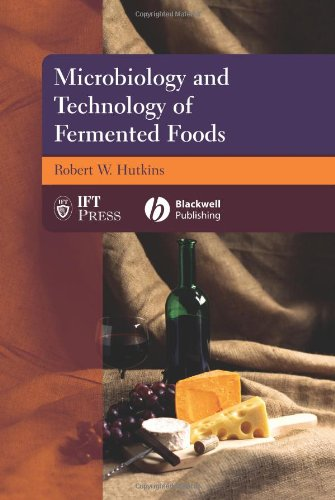 Microbiology and Technology of Fermented Foods (Ift Press)
