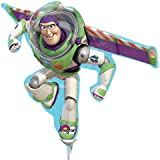 Toy Story Buzz Mini Shape Foil Balloon (1 per package)