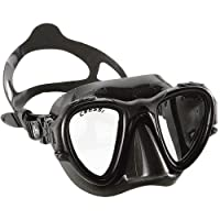 Cressi Occhio Plus All Black Mask by Cressi