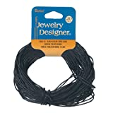 Black Jewelry Cord Party Accessory