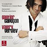 Tchaikovsky Rococo Variations Prokofiev Sinfonia Concertante