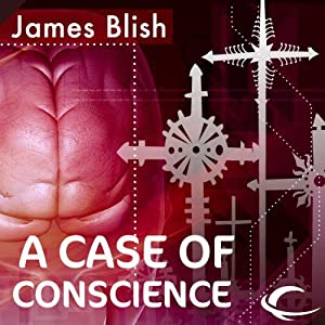 A Case of Conscience Audiobook