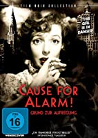 Cause for Alarm! - Grund zur Aufregung