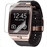 DZ09 Tempered Glass Screen Protective Films, 9H Hardness Glass Screen Protector Film for DZ09 Wristwatch Automatic Adsorption Tempered Glass Screen Film for 1.56