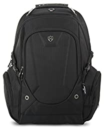 HifiGear Road Warrior Travel Bag 17 - 17.3 Inch Laptop Backpack