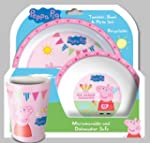 Spearmark 3-Piece Peppa Pig Tea Party...