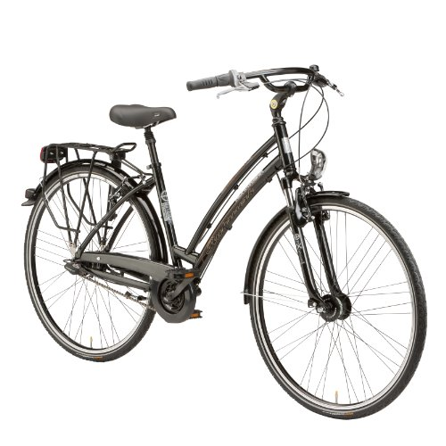 ruhrwerk damen fahrrad trekking alu gaza 7 gang sram. Black Bedroom Furniture Sets. Home Design Ideas