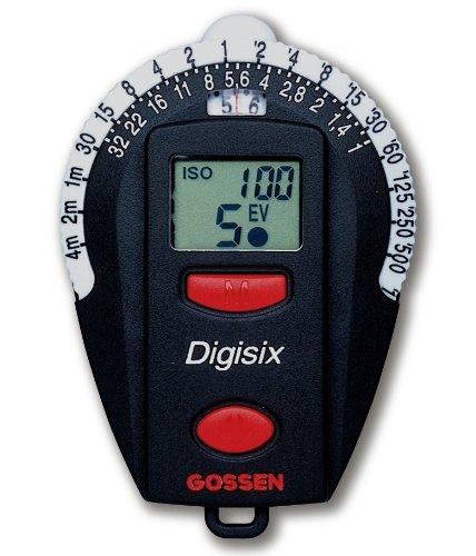 Gossen Digisix Digital Meter